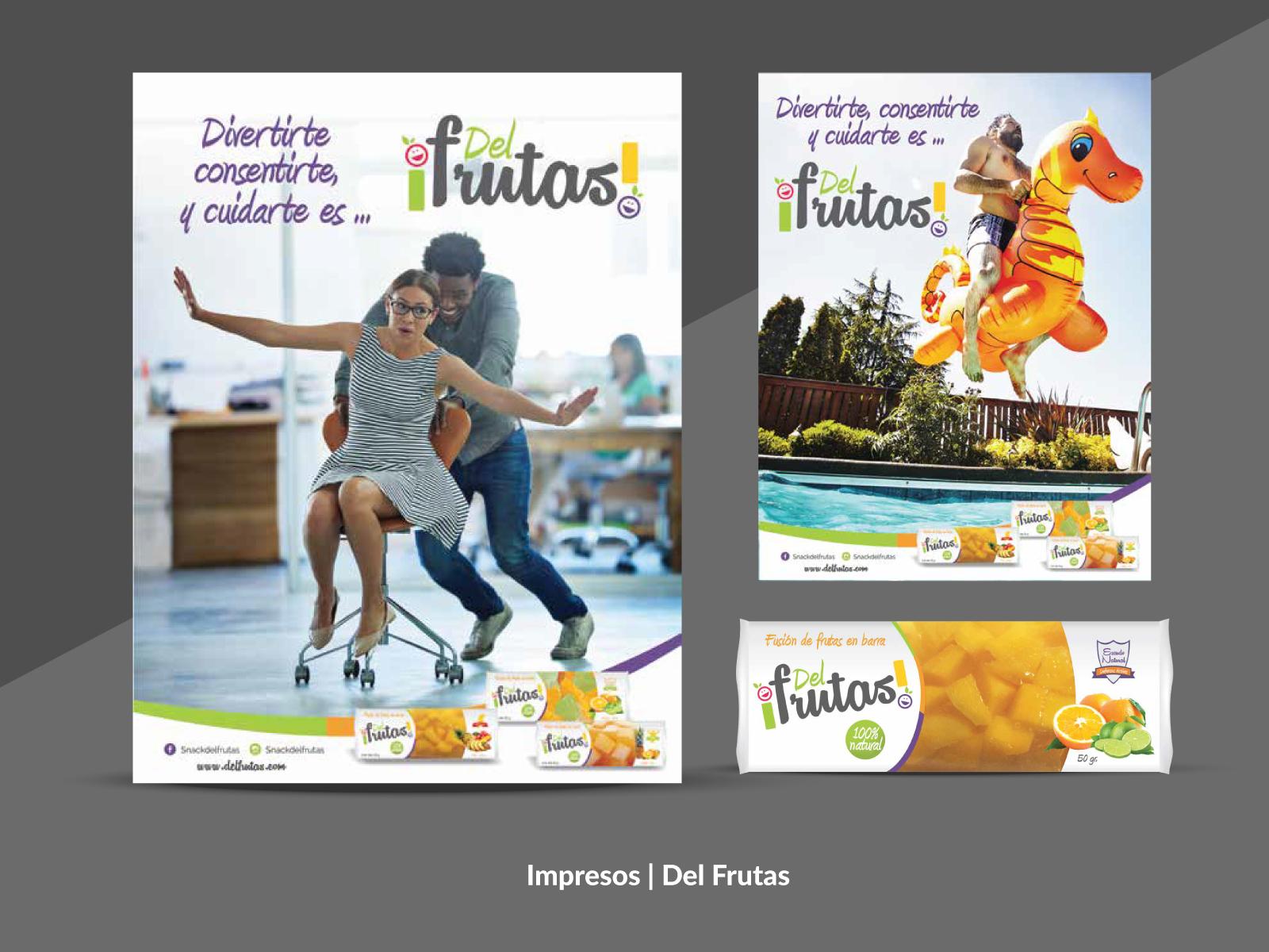 Del frutas